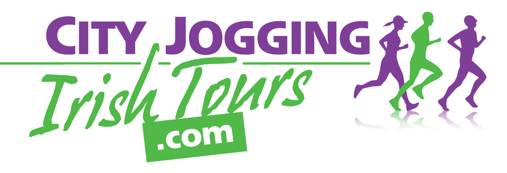 City Jogging Irish Tours logo design