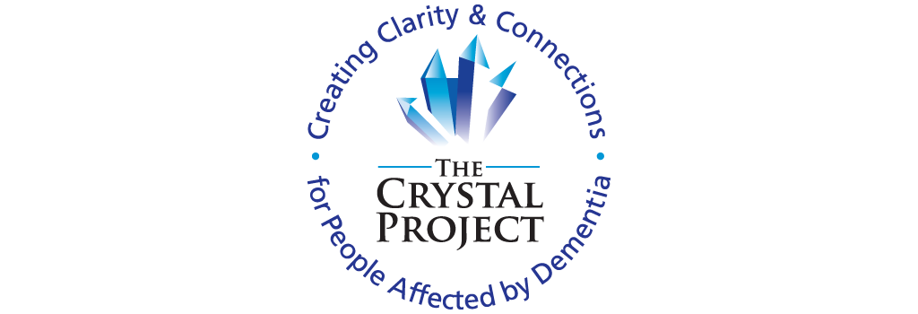 The Crystal Project logo design