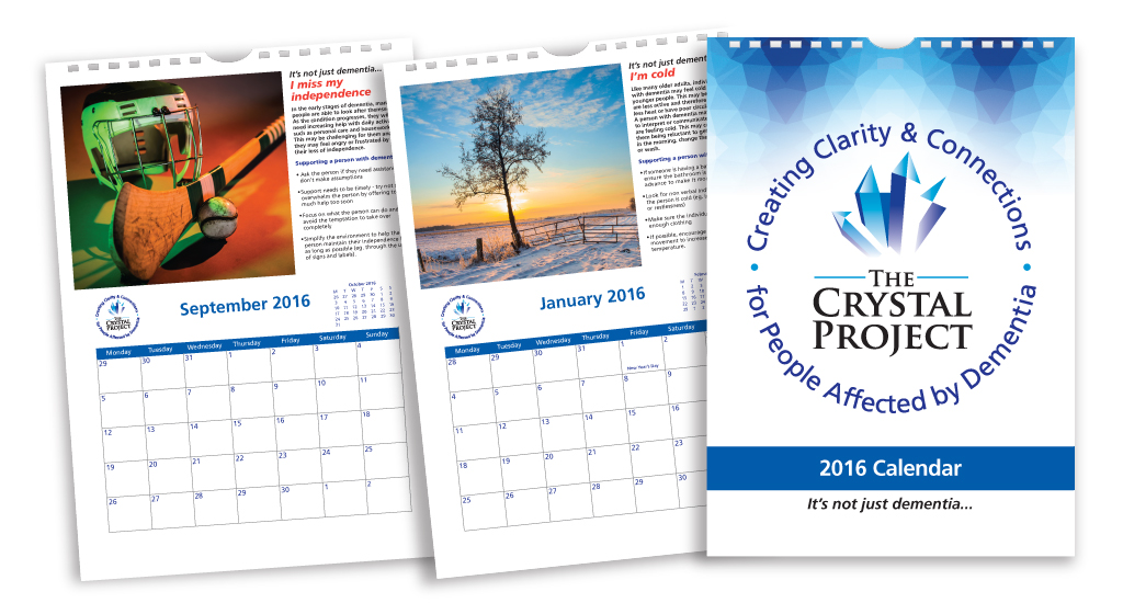 The Crystal Project Calendar 2016