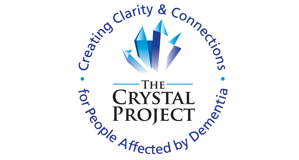 The Crystal Project Logo, based in Mallow, Cork