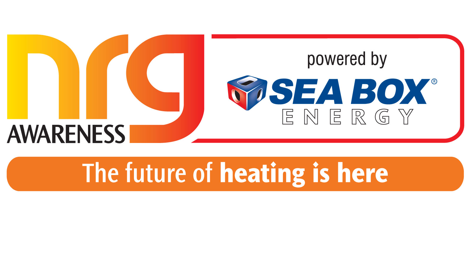 NRG Awareness Powered by Sea Box Energy Logo