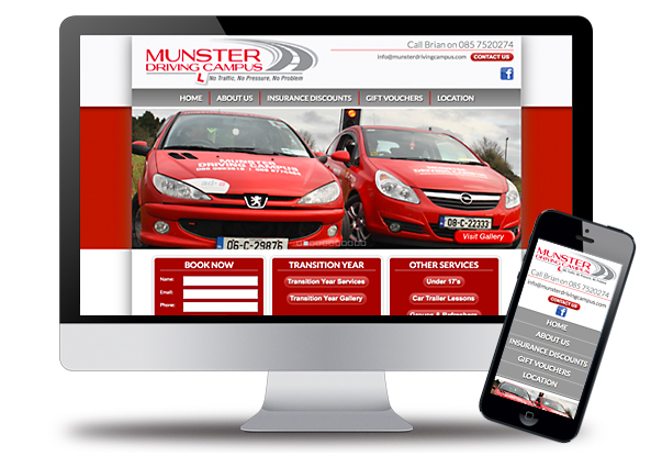 Website Design in Cork