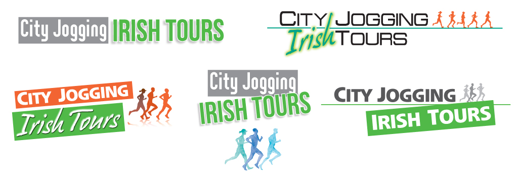 City Jogging Logo Design