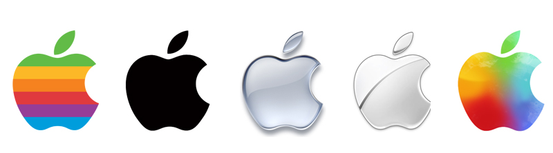 Apple Logo Design Example
