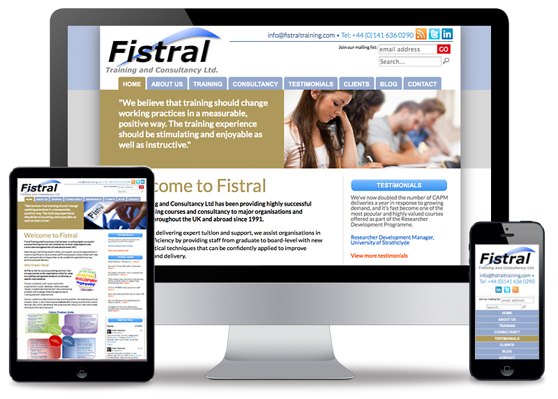 Fistral Training & Consultancy Based in Glasgow