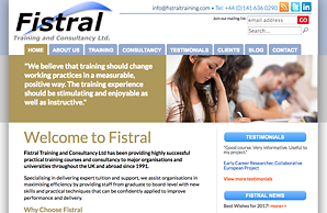 Fistral - Training & Consultancy