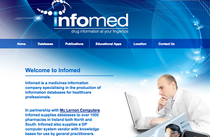 Infomed - Drug Info at your Fingertips