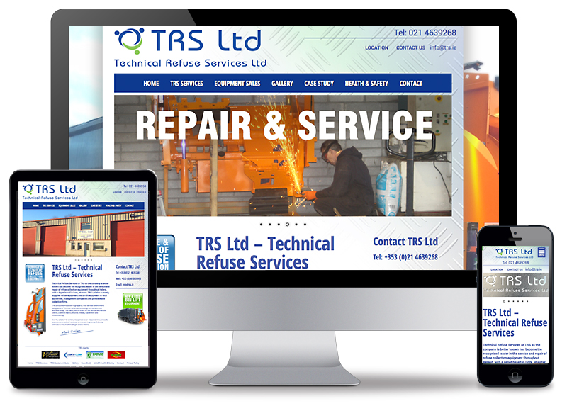 TRS (Technical Refuse Services) in Based in Midleton