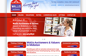 Wallis Auctioneers in Midleton